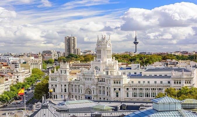 Pontos Turísticos de Madrid